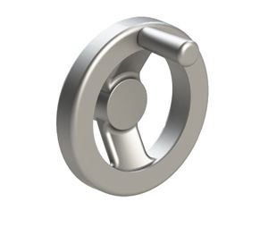 Picture for category Aluminum  Angular Spoked Handwheel